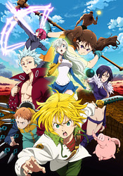 Nanatsu no Taizai: Imashime no Fukkatsu (Ss2) - The Seven Deadly Sins: Revival of The Commandments, Thất hình đại tội Phần 2