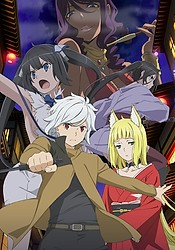 Xem phim Dungeon ni Deai wo Motomeru no wa Machigatteiru Darou ka II - DanMachi 2nd Season, Is It Wrong That I Want to Meet You in a Dungeon 2nd Season Vietsub