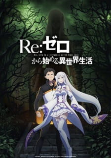 Re:Zero kara Hajimeru Isekai Seikatsu 2nd Season - Re: Life in a different world from zero 2nd Season, ReZero 2nd Season, Re:Zero - Starting Life in Another World 2