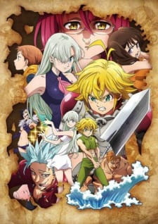 Xem phim Nanatsu no Taizai: Kamigami no Gekirin (Ss3) - The Seven Deadly Sins: Wrath of the Gods Vietsub