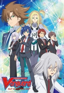Cardfight!! Vanguard: Zoku Koukousei-hen - CARDFIGHT!! Vanguard