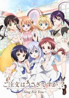 Gochuumon wa Usagi Desuka??: Sing for You - Is the Order a Rabbit?? OVA, Gochuumon wa Usagi desu ka? OVA, GochiUsa OVA
