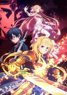Sword Art Online: Alicization - War of Underworld (Ss4) - Sword Art Online: Alicization 2nd Season, Sword Art Online III 2nd Season, SAO Alicization 2nd Season, Sword Art Online 3 2nd Season, SAO 3 2nd Season
