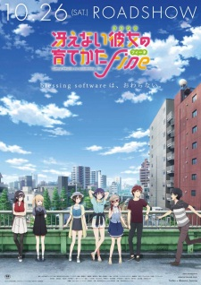Xem phim Saenai Heroine no Sodatekata Fine - Saekano the Movie: Finale, Saenai Heroine no Sodatekata Movie, Saekano: How to Raise a Boring Girlfriend Movie Vietsub