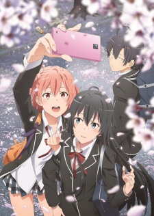 Yahari Ore no Seishun Love Comedy wa Machigatteiru. Kan (Ss3) - Yahari Ore no Seishun Love Comedy wa Machigatteiru. 3rd Season, My Teen Romantic Comedy SNAFU 3, Oregairu 3, My youth romantic comedy is wrong as I expected 3