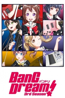 BanG Dream! 3rd Season - BanG Dream! Ss3