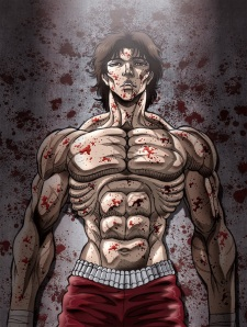 Baki 2nd Season - バキ
