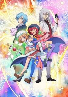 Cardfight!! Vanguard Gaiden: If - Cardfight!! Vanguard Gaiden If
