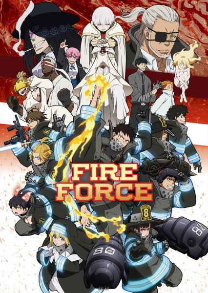 Enen no Shouboutai: Ni no Shou - Fire Force Season 2, Enen no Shouboutai 2nd Season