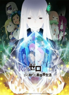 Re:Zero kara Hajimeru Isekai Seikatsu 2nd Season - Re:ZERO -Starting Life in Another World- Season 2, Re: Life in a different world from zero 2nd Season, ReZero 2nd Season