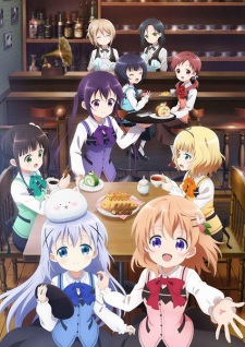Gochuumon wa Usagi Desu ka? Bloom (Ss3) - Gochuumon wa Usagi desu ka? 3, GochiUsa 3, Is the order a rabbit? Bloom