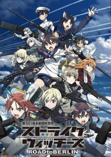 Strike Witches 3 - Strike Witches: Road to Berlin, Strike Witches Season 3