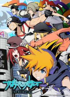 Subarashiki Kono Sekai The Animation - The World Ends with You The Animation, It's a Wonderful World, This Wonderful World, Subarashiki Konosekai, Subaseka, TWEWY