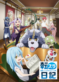 Tensura Nikki: Tensei shitara Slime Datta Ken - The Slime Diaries: That Time I Got Reincarnated as a Slime, Lúc đó tôi đã chuyển sinh thành Slime- Nhật ký của Rimuru