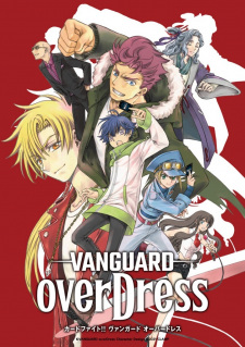 Xem phim Cardfight!! Vanguard: Over Dress - Cardfight!! Vanguard: overDress Vietsub