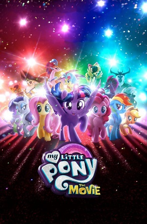 The My Little Pony Movie - The My Little Pony Movie