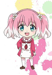 Munou na Nana Mini Anime - Talentless Nana Mini Anime