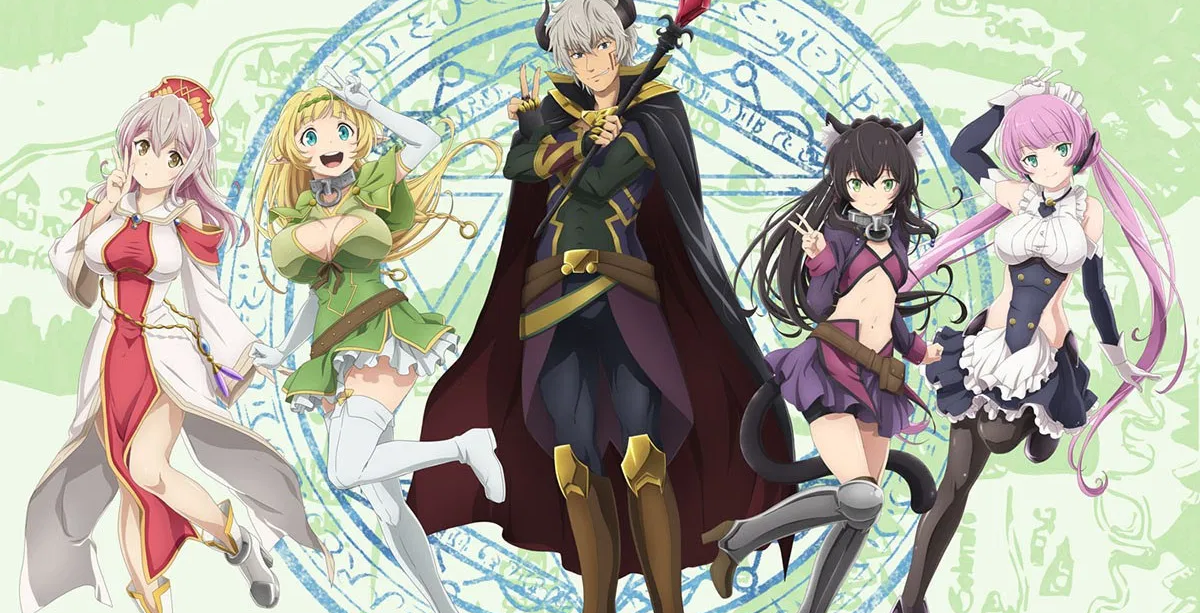 Xem phim Isekai Maou to Shoukan Shoujo no Dorei Majutsu Ω (Ss2) - How Not to Summon a Demon Lord 2nd Season, Isekai Maou to Shoukan Shoujo no Dorei Majutsu 2nd Season, The Otherworldly Demon King and the Summoner Girls' Slave Magic 2nd Season, Isekai Maou to Shoukan Shoujo no Dorei Majutsu Omega, How Not to Summon a Demon Lord Ω Vietsub