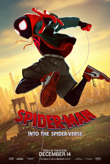 Xem phim Spider-Man: Into the Spider-Verse - Spider-Man: Into the Spider-Verse (2018) Vietsub