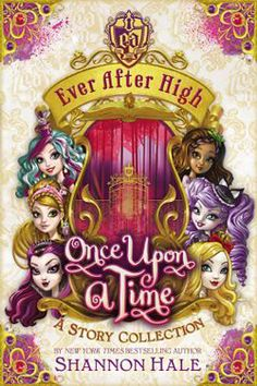 Ever After High Season 1 ~ Season 4 - List of Ever After High webisodes | The Beginning | Season 1 | Season 2 | Season 3 | Season 4