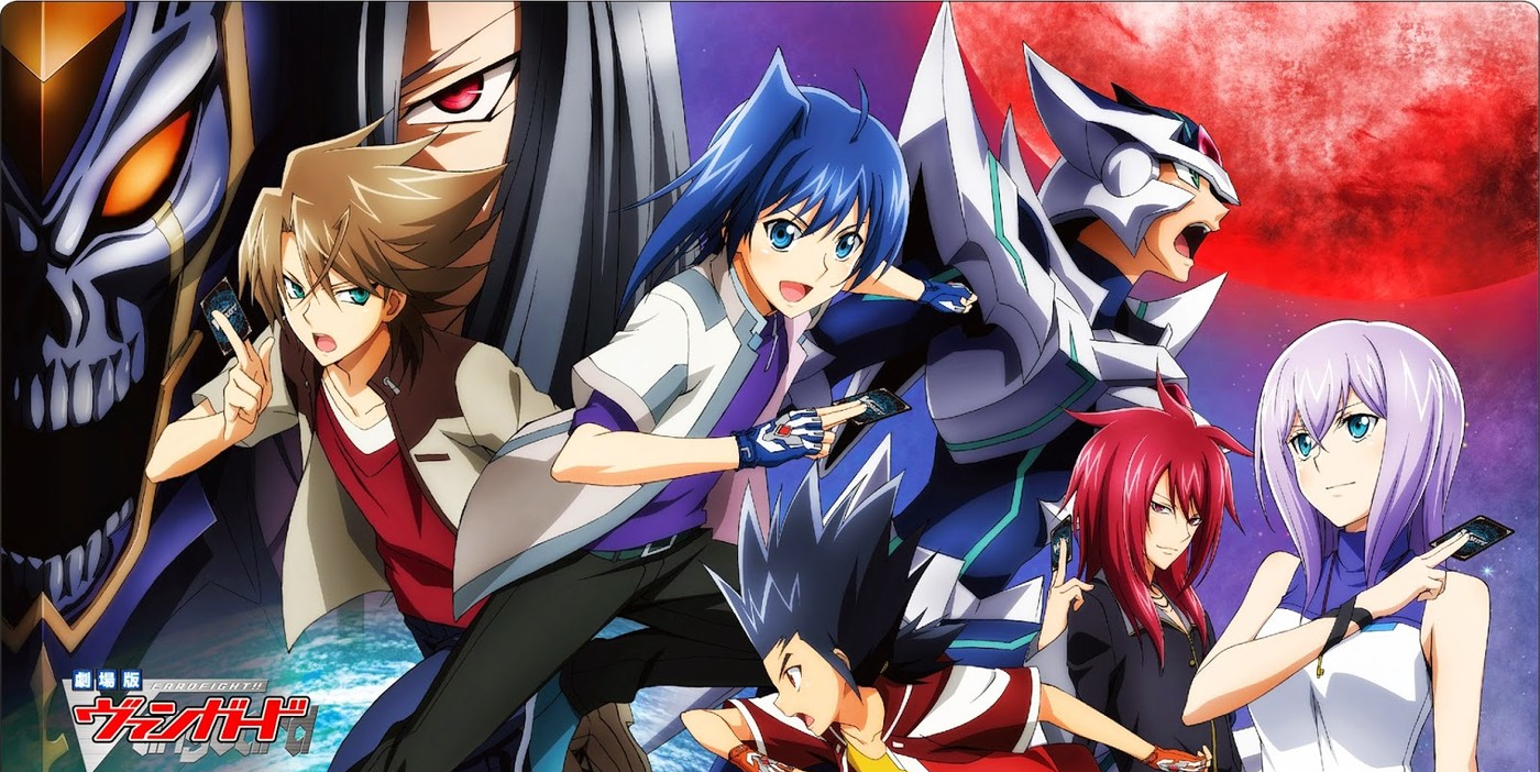 Xem phim Cardfight!! Vanguard Movie: Neon Messiah - Gekijouban Cardfight!! Vanguard: Neon Messiah Vietsub