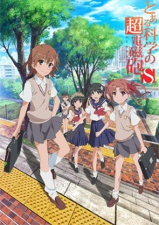 To Aru Kagaku No Railgun S - Toaru Kagaku No Railgun S, A Certain Scientific Railgun S (Ss2) [Blu-ray]