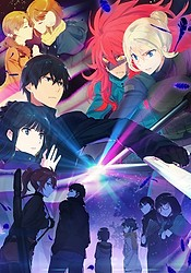Mahouka Koukou no Rettousei: Raihousha-hen (Ss2) - The Irregular at Magic High School: Visitor Arc