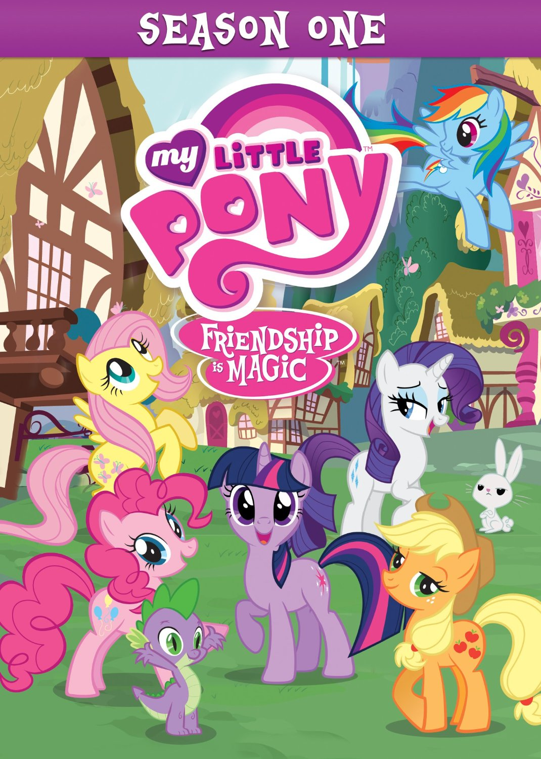 My Little Pony Friendship is Magic SS1 - My Little Pony: Friendship is Magic Season 1 (2010)