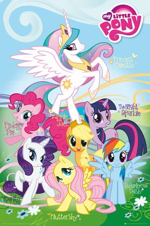 My Little Pony Friendship is Magic SS9 - Những chú ngựa Pony Phần 9