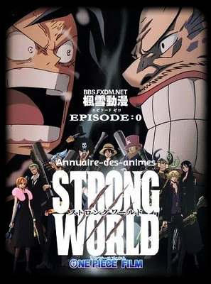 One Piece: Strong World Episode 0 - ワンピース 劇場版エピソードゼロ