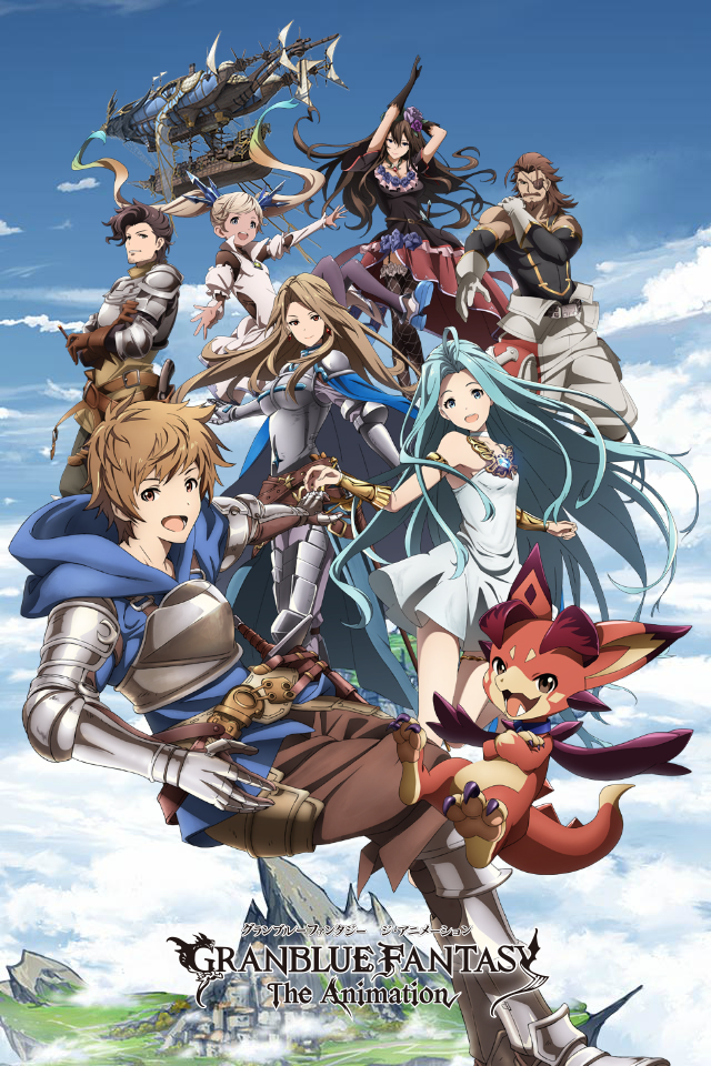 Xem phim Granblue Fantasy The Animation - GRANBLUE FANTASY The Animation Vietsub