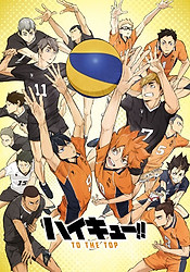 Haikyuu!!: To the Top 2nd Season - Haikyuu!! (2020) 2nd Season