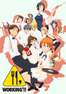 Working'!! (Ss2) - Working!! 2 | Wagnaria!! 2