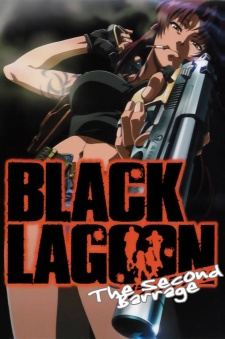 Black Lagoon: The Second Barrage - Black Lagoon The Second Barrage (Ss2) | Black Lagoon 2nd Season | Black Lagoon Second Season