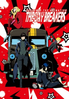 Xem phim Persona 5 the Animation: The Day Breakers - PERSONA5 the Animation -THE DAY BREAKERS- Vietsub
