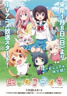 Nyanko Days - Nyanko Days [Bluray]