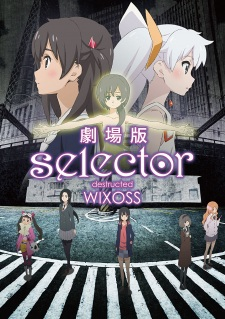 Xem phim Selector Destructed WIXOSS Movie - 劇場版 selector destructed WIXOSS Vietsub