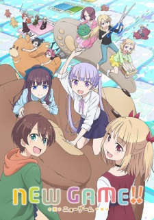 New Game! 2 - NEW GAME!! Season 2