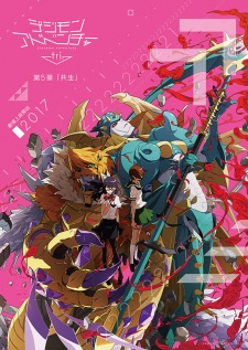 Xem phim Digimon Adventure tri. 5: Kyousei - Digimon tri. 5, Digimon Adventure tri. 5: Symbiosis, Digimon Adventure tri. 5: Union Vietsub