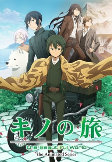 Kino no Tabi: The Beautiful World - The Animated Series - the Beautiful World- the Animated Series