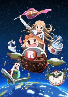 Himouto! Umaru-chan R (Ss2) - Himouto! Umaru-chan 2nd Season, My Two-Faced Little Sister 2nd Season, My Two-Faced Little Sister R, Himouto! Umaru-chan R, Himouto Umaruchan R