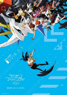 Xem phim Digimon Adventure tri. 6: Bokura no Mirai - Digimon tri. 6, Digimon Adventure tri. 6: Our Future Vietsub