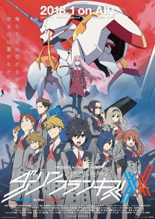 Darling in the FranXX - Darling in the FranXX
