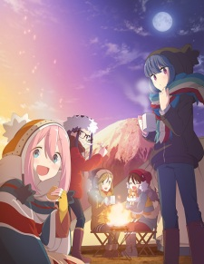 Yuru Camp△ - Yurukyan, Laid-Back Camp△