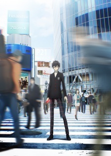 Persona 5 the Animation - PERSONA5 the Animation