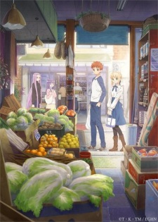 Emiya-san Chi no Kyou no Gohan - Today's Menu for Emiya Family