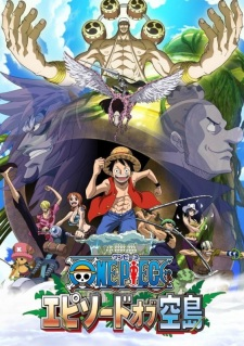 Xem phim One Piece: Episode of Sorajima - One Piece: Episode of Skypiea Vietsub