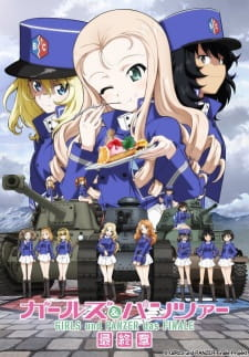 Girls & Panzer: Saishuushou Part 2 - Girls und Panzer das Finale Part 2