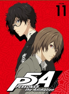 Persona 5 the Animation: Dark Sun... - PERSONA5 the Animation