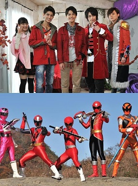 Super Sentai Strongest Battle! - 4 Week Continuous Special Super Sentai Strongest Battle!!